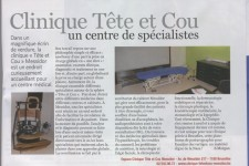 Article du Wolvendael magazine