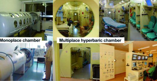 L'oxygénothérapie hyperbare